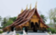 Ancient temples Luang Prabang
