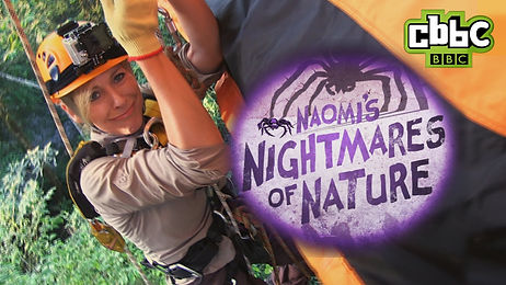Naomis Nightmares of Nature CBBC