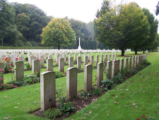 In search of Private. T. Vincent (Great great Uncle Tommy), casualty of World War II