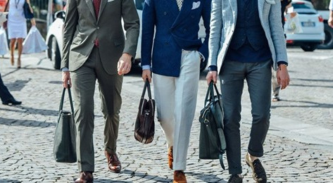 What's the best length for trousers?
