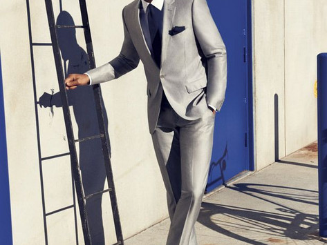 How do you wear your suit for maximum style and professional polish?