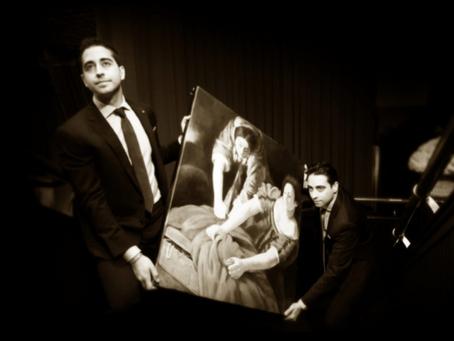 League Of Extraordinary Gentlemen: Prestige Magazine