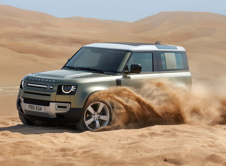 2020 Land Rover Defender: Worthy of the Icon's Name?