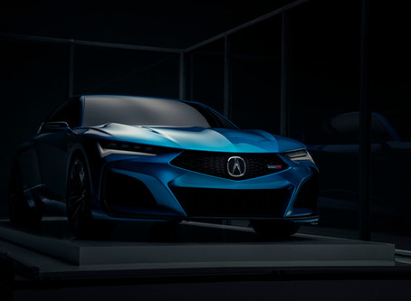 Acura Type S Concept: A New Hope.