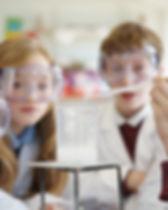 Los estudiantes de química