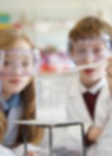 Studierende der Chemie