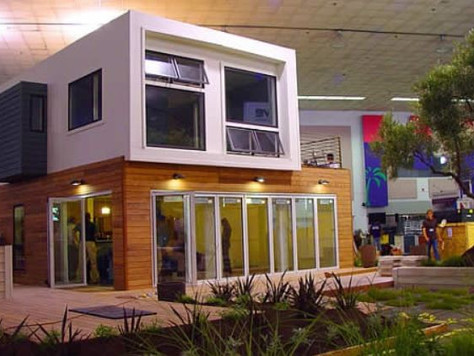The Next Generation of Modular Housing: Cost Efficient and Recycled Components