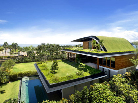 Adopt Eco-Friendly Techniques To Build A Green Home