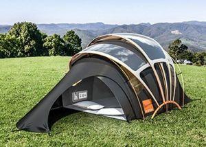 Solar Tent by Kaleidoscope