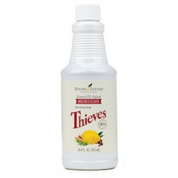 Thieves Household Cleaner is Safe for Dogs