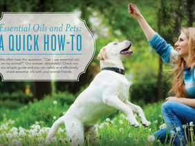 Natural Products for Your Pet