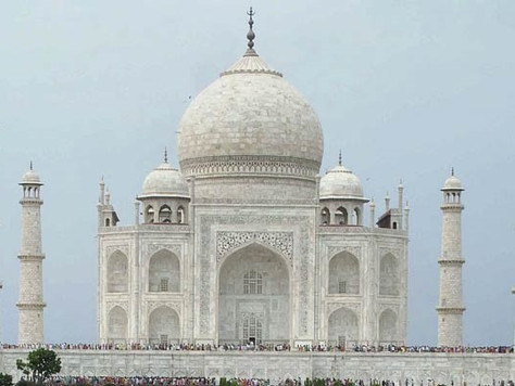 Lesser Known Facts About The Taj Mahal