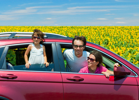 How to Become an Eco-Friendly, One-Car Family