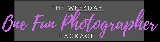 5. Weekday One Photographer Package.PNG