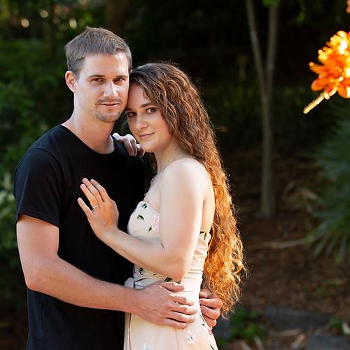 Hayley & Tim Engagement