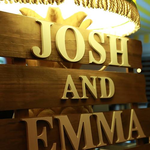 Emma + Josh Engagement Party