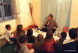 conte atelier Noël enfant 3-6 ans