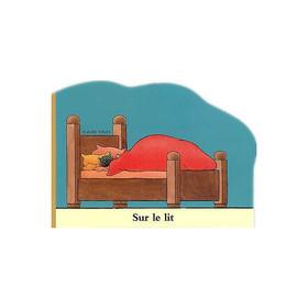 Sur le lit