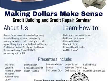 Making Dollars Make Sense Event