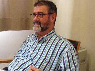 Entrevista a Xavier Rodríguez, el nou superior del Centre Borja