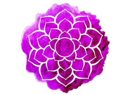 Se connecter à quelque chose de plus grand: Sahasrara chakra