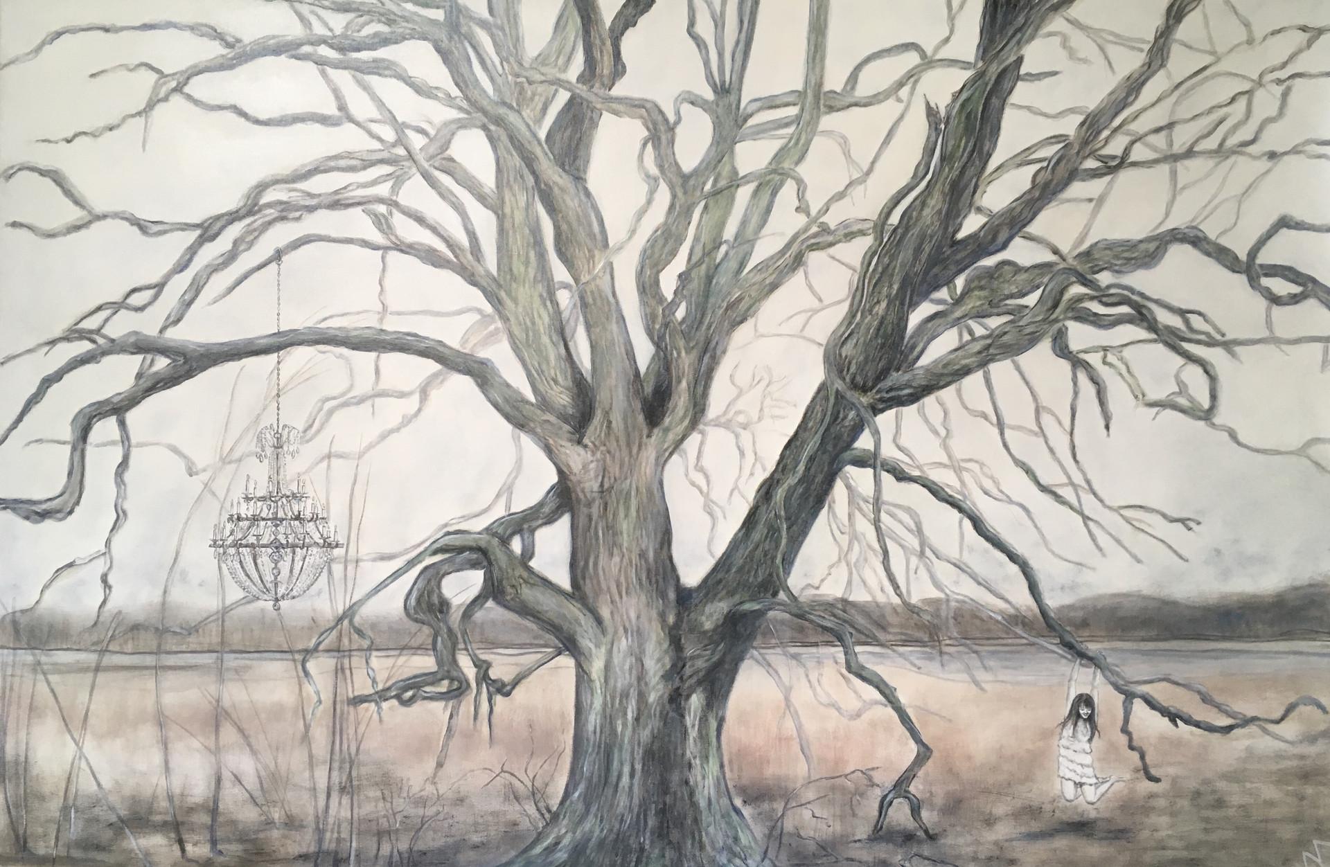 SOLGT Kære træ, vil du ikke nok være min ven for evigt?