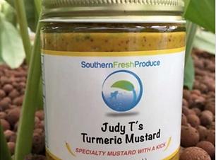 Judy T's Turmeric Mustard