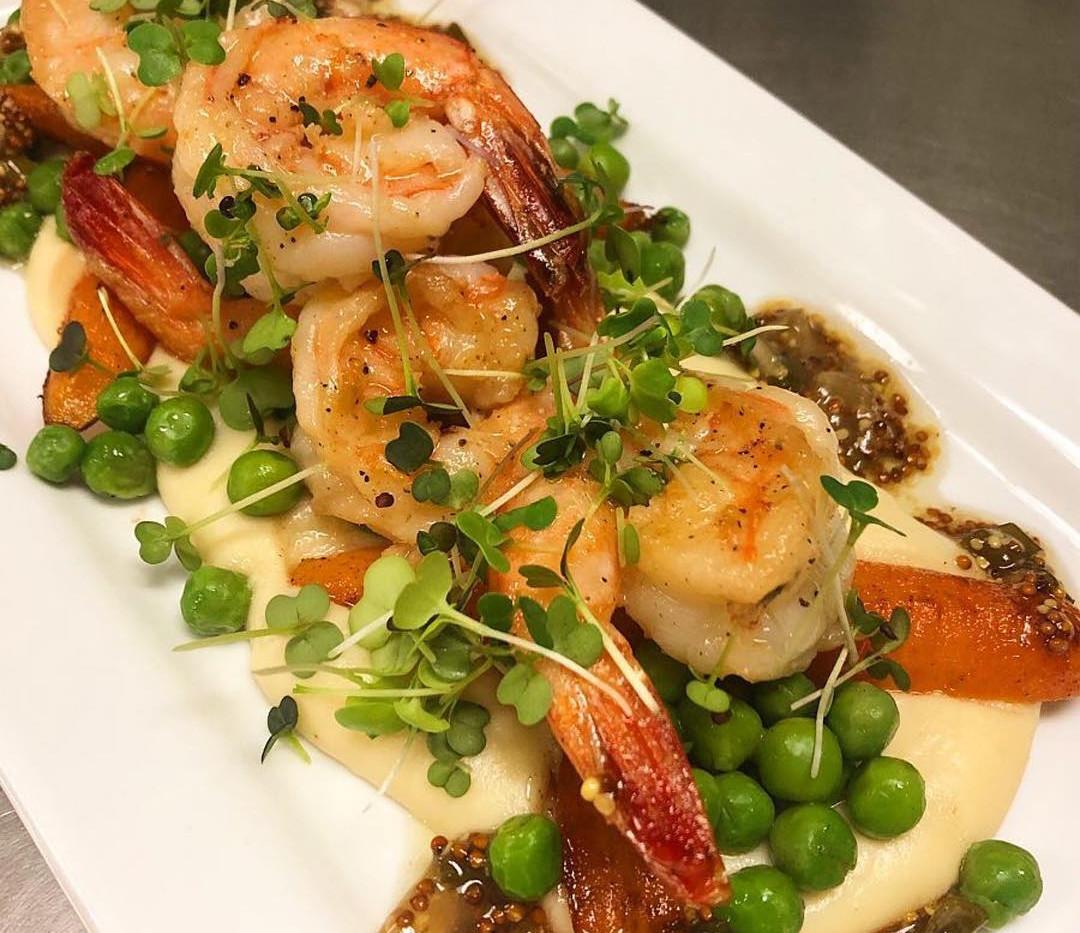 Chef George McMillan - Foodbar