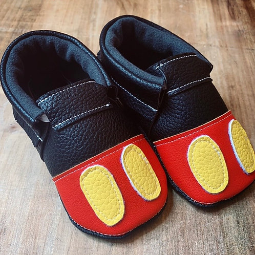 Mouse Moccasins