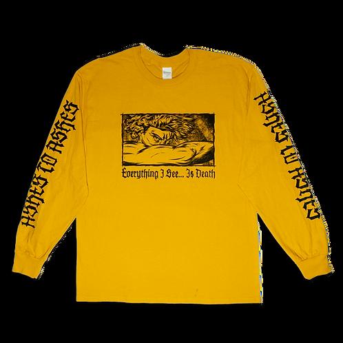 """DEATH"" - Longsleeve T-Shirt"