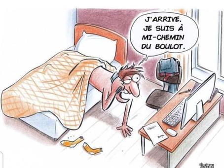En route vers l'@ntreprise de demain - Bernard Lemaire