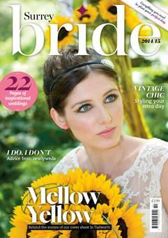 Surrey bride cover