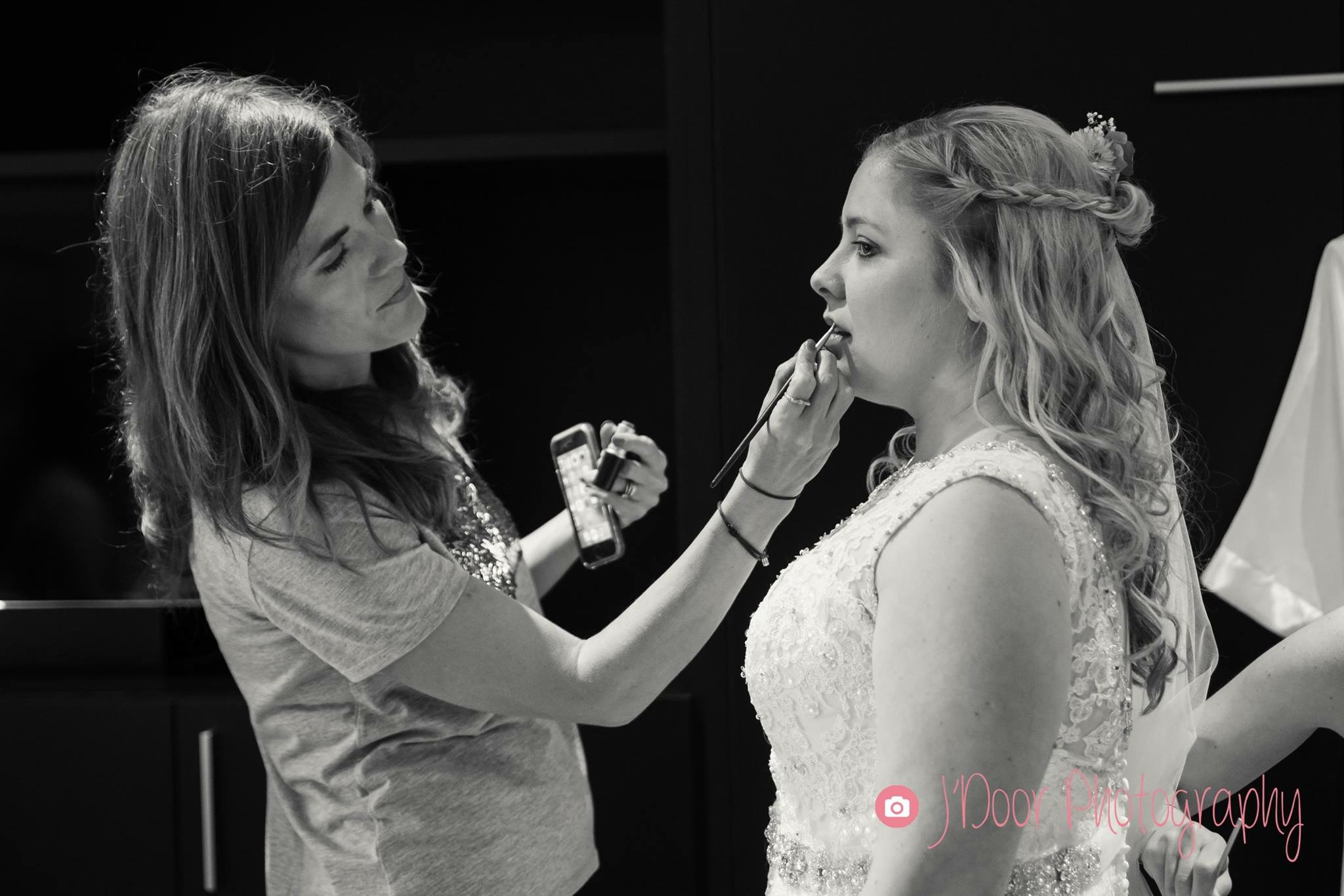 Bridal make up - Kingswood Golf Club