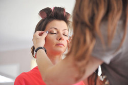 Bridal makeup in Reigate