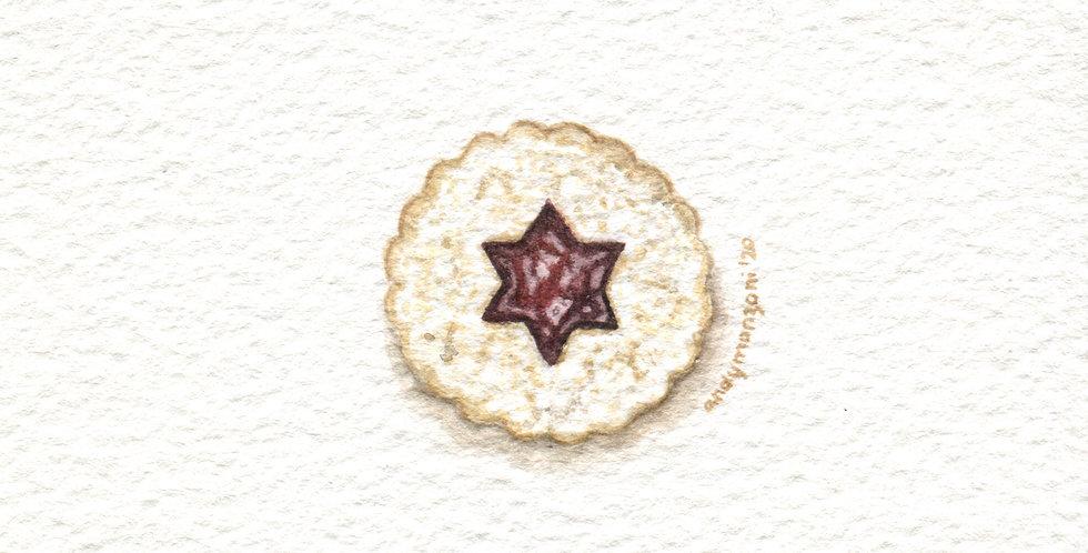 ORIGINAL Linzer Cookie