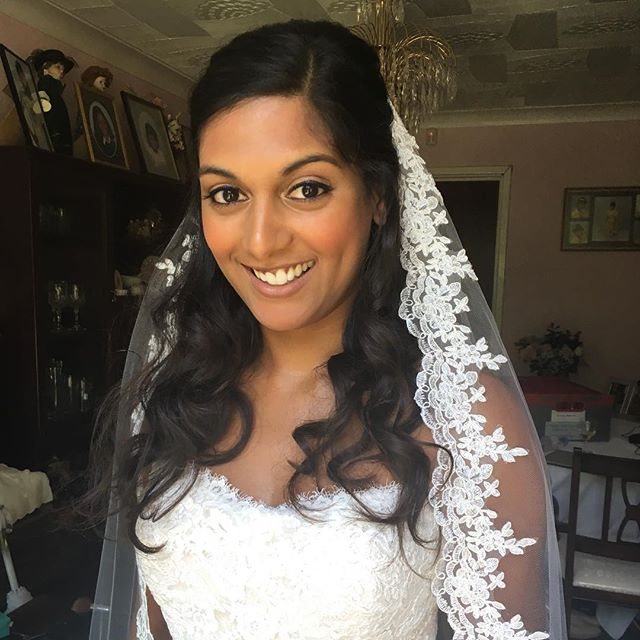 Bridal hair & makeup in London