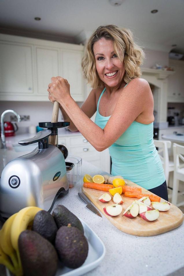 Branding for nutritionalist
