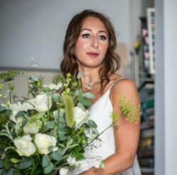 Wedding makeup -Holmbury St Mary