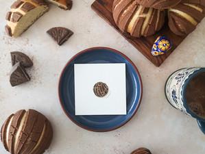 Chocolate Conchas