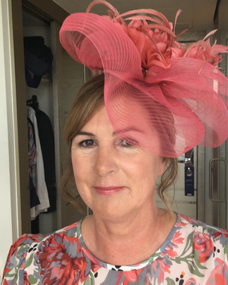 Hair and makeup for Ascot