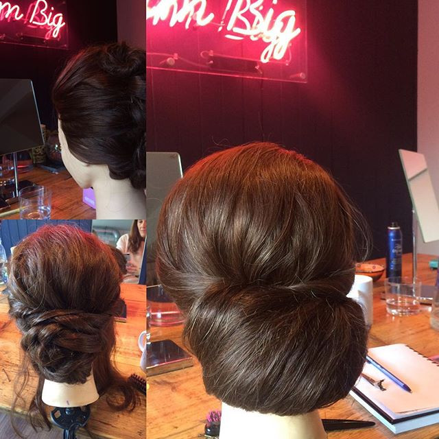 Undone Bridal hair in Surrey