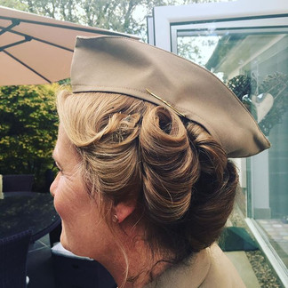 1940s hair for party