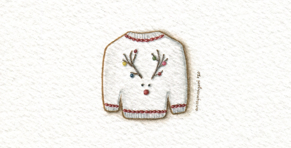 ORIGINAL Christmas Sweater