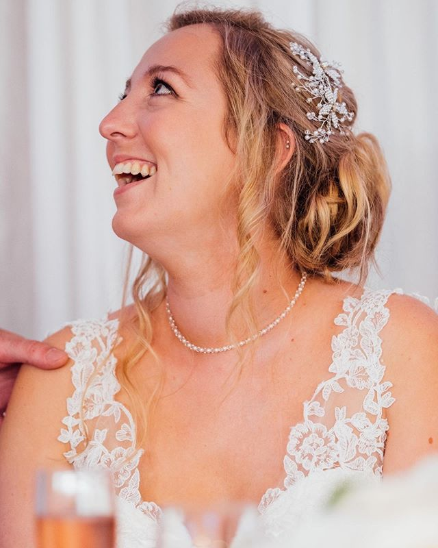 Romantic bridal hair and makeup