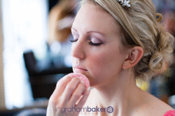 Wedding make up by me