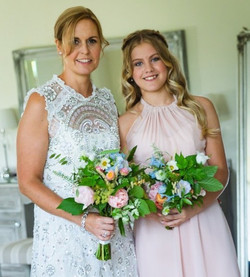 Bridal hair & makeup at Smallfield
