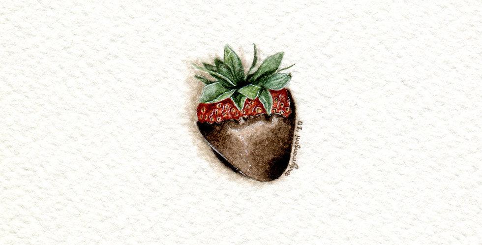 ORIGINAL Chocolate Covered Strawberry