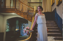 Bride by Aster Shoot - Wotton House