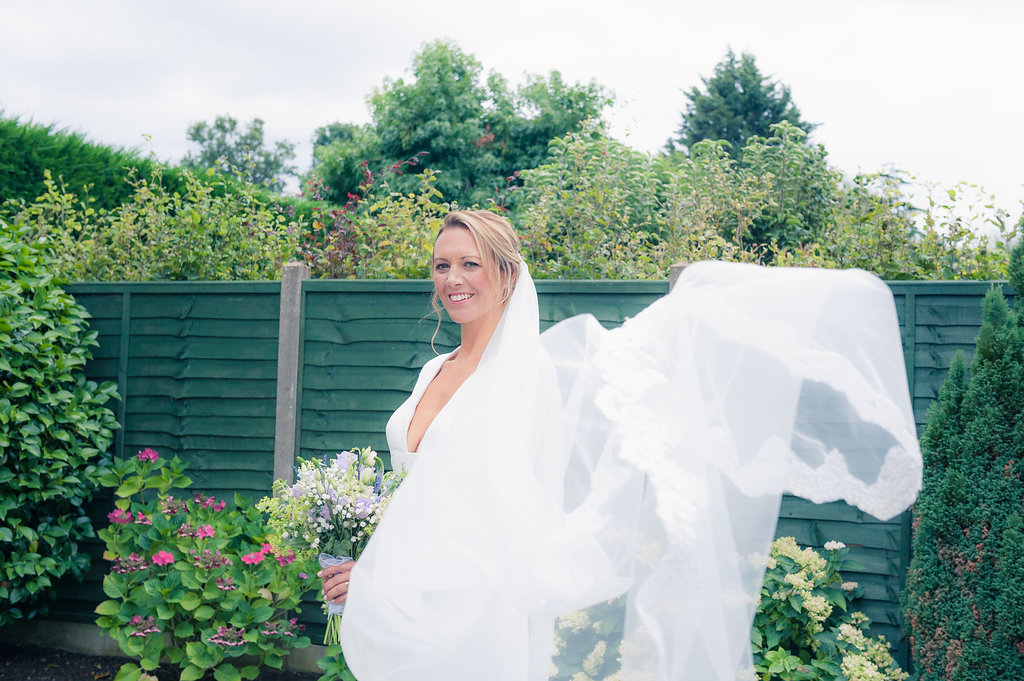 Beautiful bride - Horsley Towers