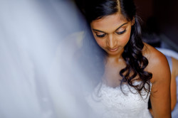 Bridal hairstyling in Surrey